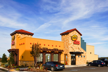 Taco Bueno. It's More Real and More Fresh and that;s what makes us More Bueno.